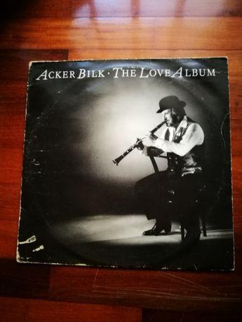 Acker Bilk - The Love Album Lp