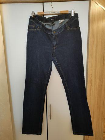 Spodnie ciążowe h&m Mamą, rozmiar 40