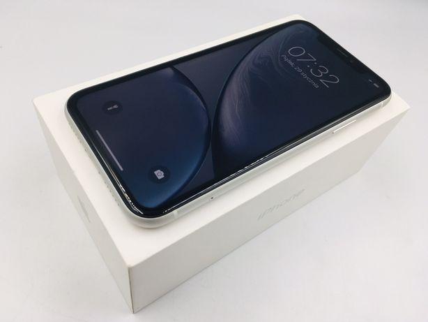 iPhone XR 64GB WHITE • PROMOCJA • GWAR 1 MSC • AppleCentrum