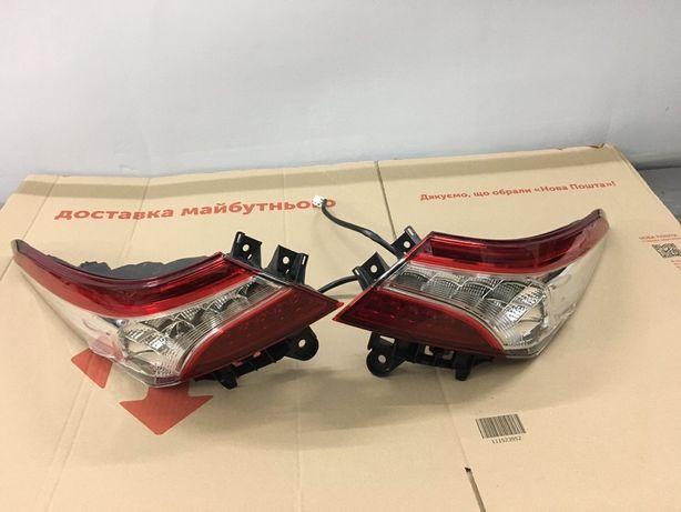 Стопи Задні фари Фара фари Toyota Camry 70 2020