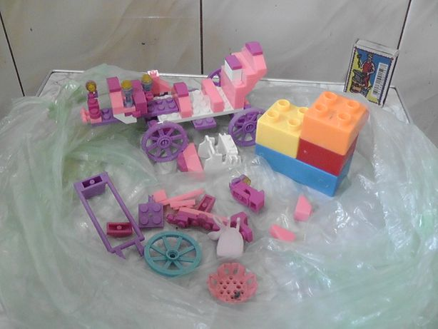 набор ЛЕГО для детского творчества