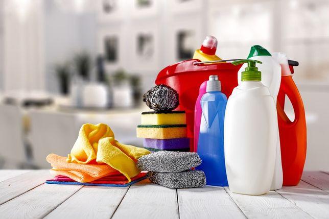 Sprzątanie domów , mieszkań