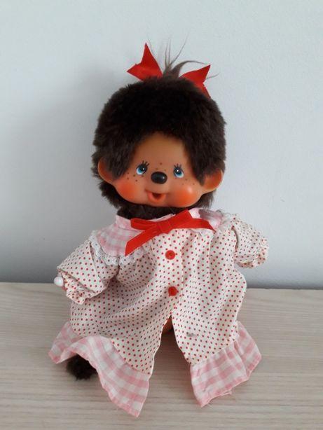 sekiguchi moncicci małpka dziewczynka w sukience