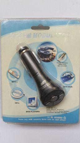 MP3 FM Modulator 12 V