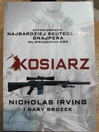 Kosiarz Autobiografia najbardziej skutecznego snajpera sił specjalnych