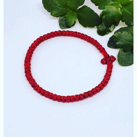 Браслет ,красная нить нитка , червона нитка.Комбоскини