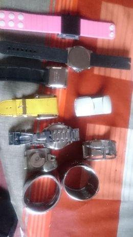 lote de mais de 80 relógios diversos grande diversidade excelente ocas
