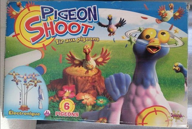 Игра тир мишень Охота Pigeon shoot