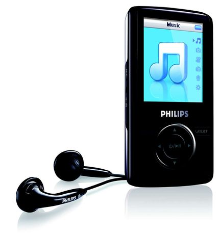 Odtwarzacz MP4 Philips gogear 2 gb