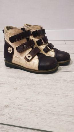 Зимние ортопедические ботинки для девочки 28р.