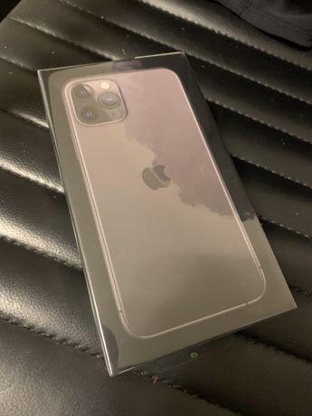 NOWY ZALAKOWANY iPhone 11 Pro 256GB Space Grey Gwarancja 2 Lata iDream