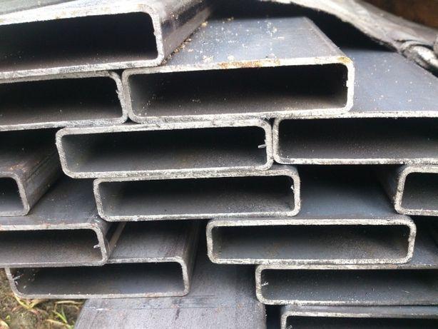 80x20x1,5mm Profil zamknięty / rura kwadrat / kształtownik L6m