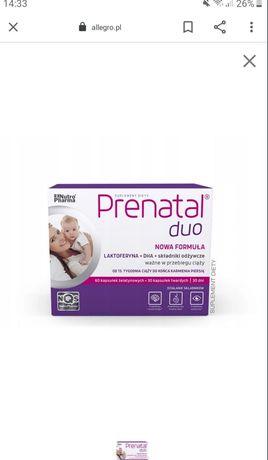kapsułki Prenatal Duo 2/3 opakowania na 20 dni