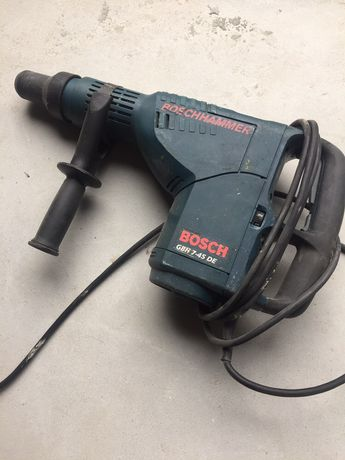 Młot udarowy Bosch GbH 7-45 DE