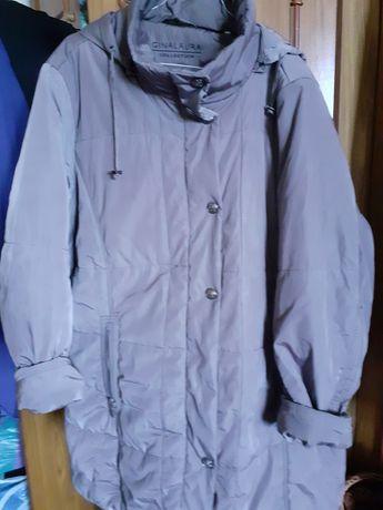 Куртка зимняя большая
