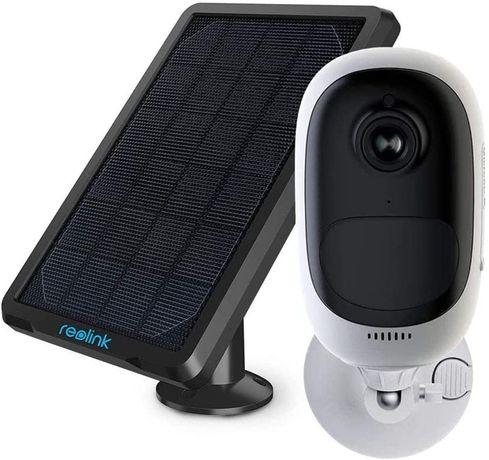 REOLINK ARGUS PRO Kamera WIFI FHD IP + Panel Solar Sklep Rzgowska 12