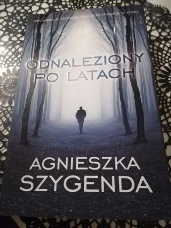 Agnieszka Szygenda Odnaleziony po latach