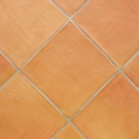 Pavimento terracota manual varios tamanhos