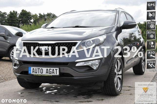 Kia Sportage skóra*xenon*nawi*park assist*bluetooth*kamera cofania