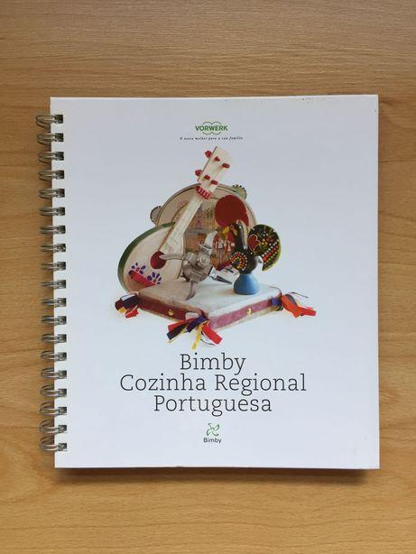 """Livro Bimby """"Cozinha Regional Portuguesa"""""""