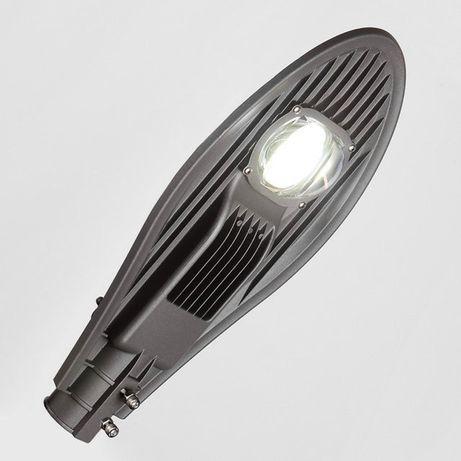Уличный консольный светильник Cobra Led Optima 30W Eco на столб фонарь