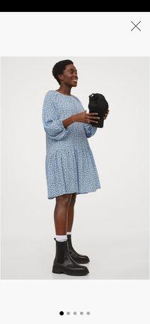 Sukienka MAMA H&M