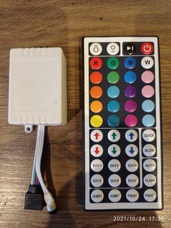 Kontroler IR do taśma LED. Oświetlenie.