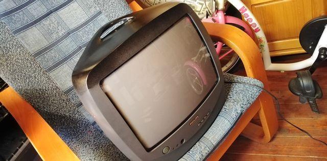 Telewizor 14 cali Philips dekoder DVB-T Wiwa