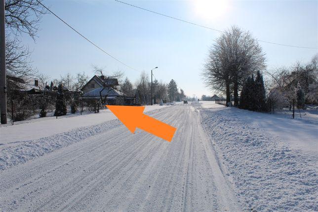 REZERWACJA: Gródek k. Hrubieszowa, działka budowlana na sprzedaż