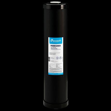 Картридж удаления железа Ecosoft/Filtrons 20 BB. Обезжелезивание воды.