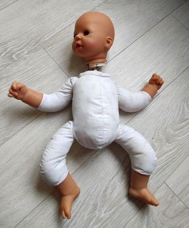 Молд пупс реборн zapf creation chou chou детали кукла