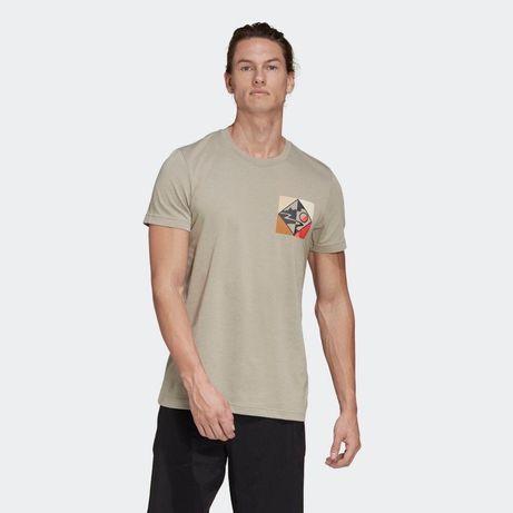 T-shirt adidas Terrex rozmiar M