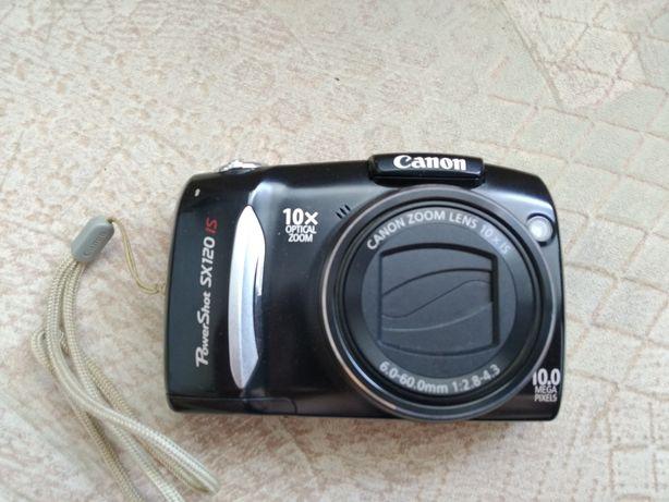 Продам Фотоаппарат Canon PowerShot SX120 IS