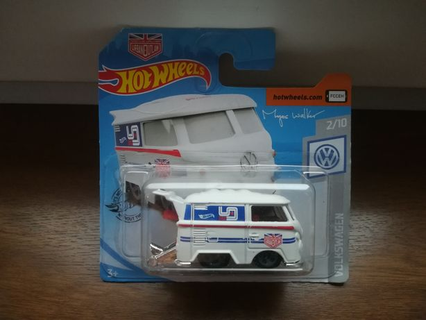Vw T1 Hot Wheels Kool Kombi Magnus Walker 1:64 Resorak Volkswagen Garb
