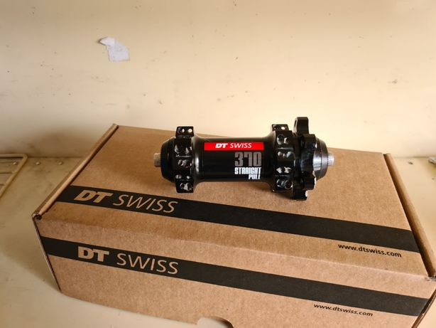 Dt Swiss 370 QR9 Straight Pool