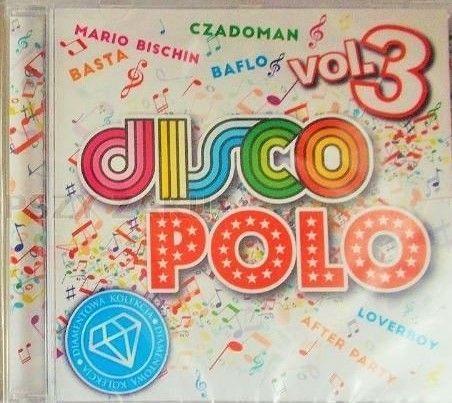 Disco Polo CD Diamentowa Kolekcja vol.3