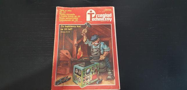 Przegląd Techniczny 38, rok 1984