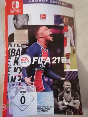 FIFA 21 / Nintego Switch / Zamiana