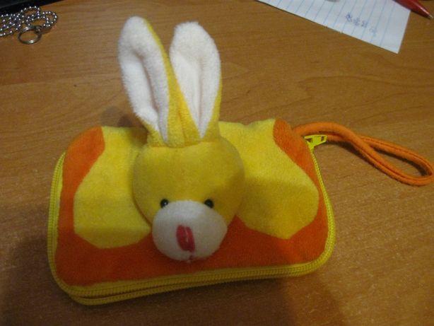 детский кошелечек игрушка