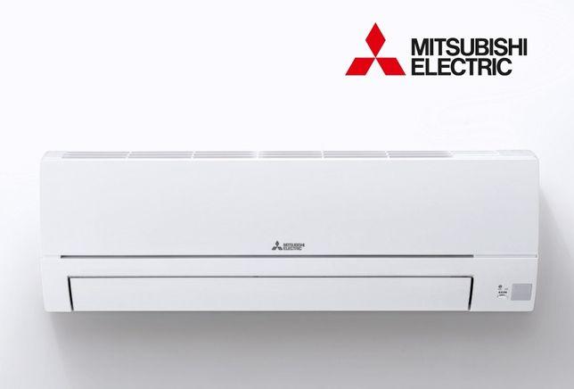 Klimatyzacja Mitsubishi MSZ HR35 z montażem.