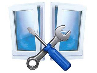 Ремонт регулировка окон и дверей любой сложности
