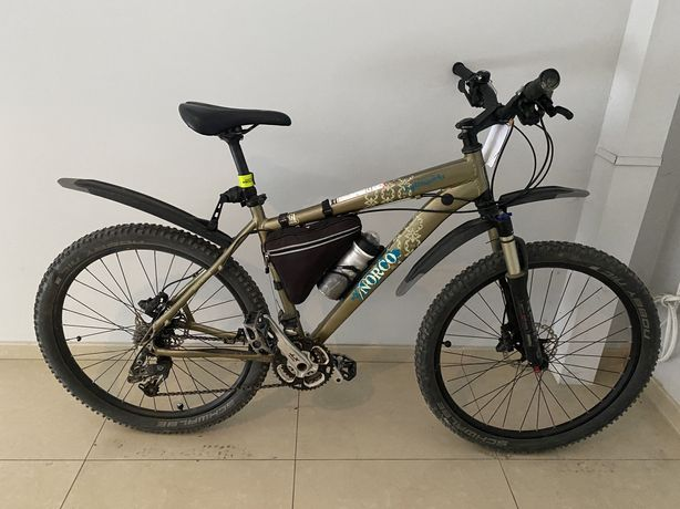 Велосипед NORCO 26 колеса апгрейд макс
