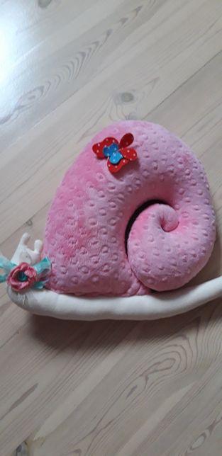 Poduszka ślimak