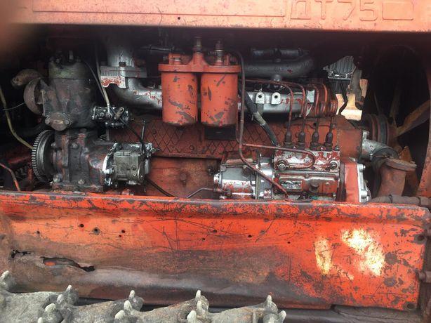 Продам мотори А-41 в хорошому стані та багато запчастин на ДТ 75