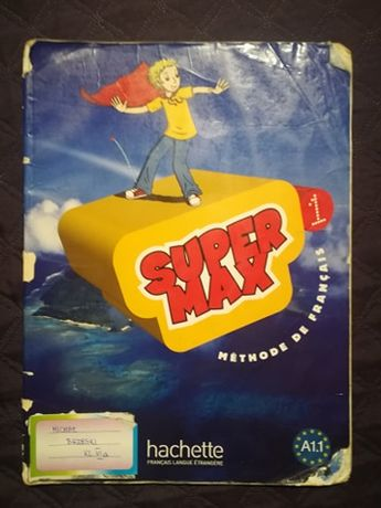 Super Max podręcznik
