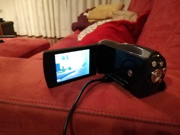 Máquina de filmar digital