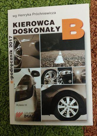 Książka Kierowca Doskonały B + płyta