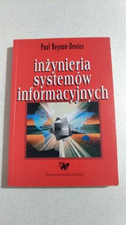 Książka Inżynieria systemów informacyjnych Paul Beynon-Davies