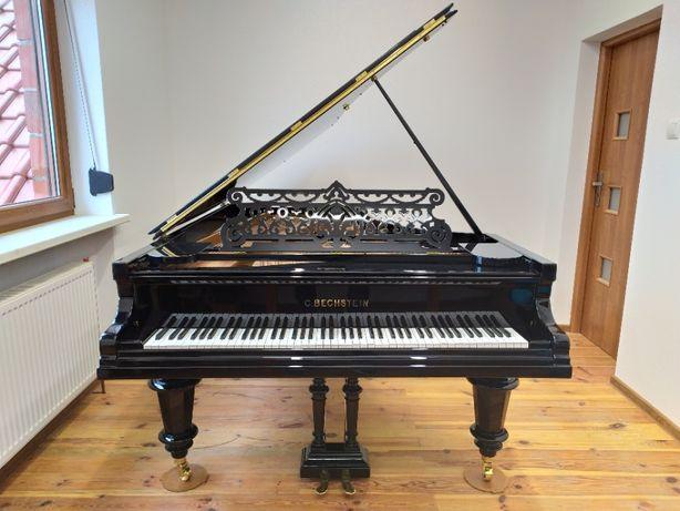 """Fortepian C. Bechstein model """"IV"""" 218 cm"""
