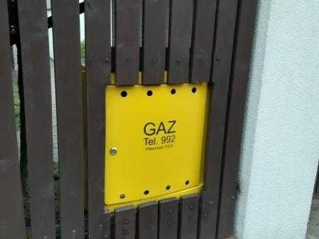 Instalacja gazu  ziemnego Gostynin